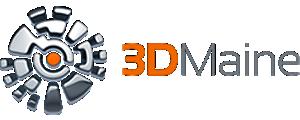 3D Maine