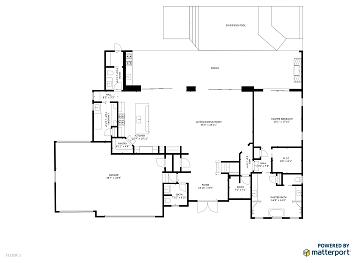 Matterport 2D Floorplans