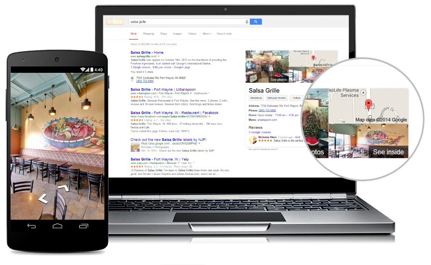 Reasons to include a Virtual Tour in your Google My Business listing